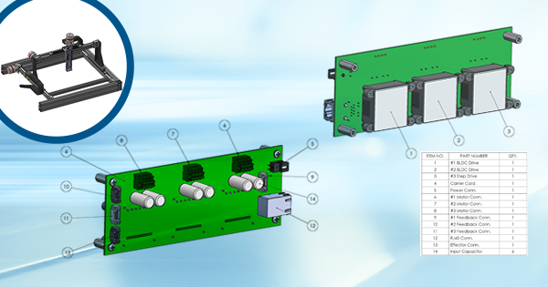 Two Approaches To Building A 3-Axis Gantry Controller Board